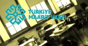 Maarif Vakfı, kardeş okul projesi başlattı