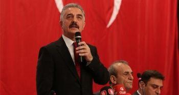 MHP Genel Sekreteri: 'Terörle mücadelede hükümetin yanındayız'