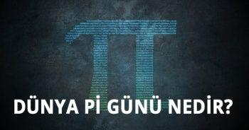 Pi sayısı nedir?   Pi günü ne zaman?   Pi sayısının anlamı