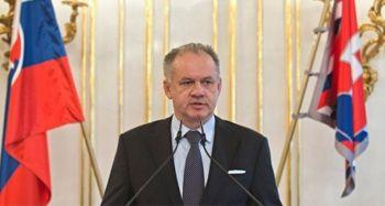 Slovakya Cumhurbaşkanı Kiska'dan erken seçim çağrısı
