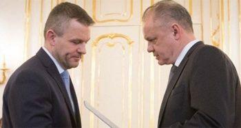 Slovakya'da yeni hükümet meclisten güvenoyu aldı