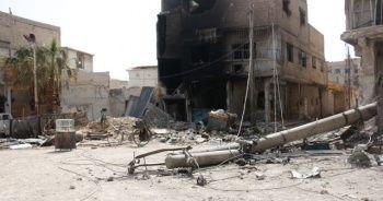 Suriye rejimi Doğu Guta'ya karşı saldırılarını yoğunlaştırdı