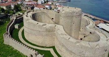 Türkiye'nin ilk kale müzesi 18 Mart'ta açılıyor