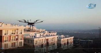 Uyuşturucu satıcıları ekiyor, drone'lar buluyor
