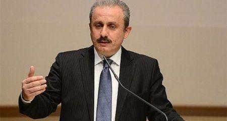 Anayasa Komisyonu Başkanı Mustafa Şentop'dan ittifak açıklaması