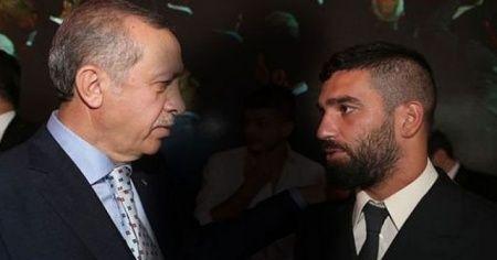 Arda Turan'ın düğününde Erdoğan detayı!