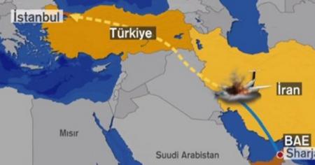Başaran Holding'den İran'da düşen uçak için ilk açıklama