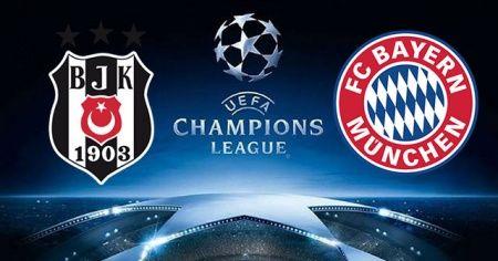 Beşiktaş Bayern Münih maçı ZDF CANLI izle! ZDF Frekans Ayarları