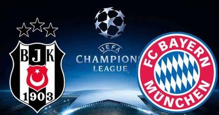 Beşiktaş - Bayern Münih maçının hakemi belli oldu