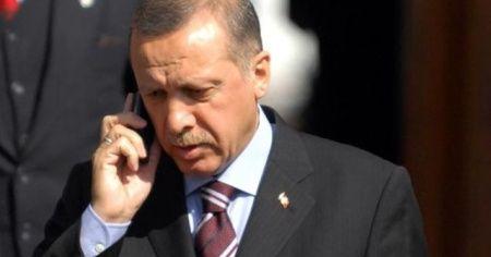 Cumhurbaşkanı Erdoğan'dan Hüseyin Başaran'a başsağlığı telefonu