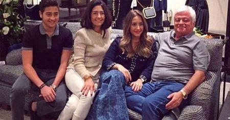 Mina Başaran'ın Instagram'ı ailesi tarafından kapatıldı
