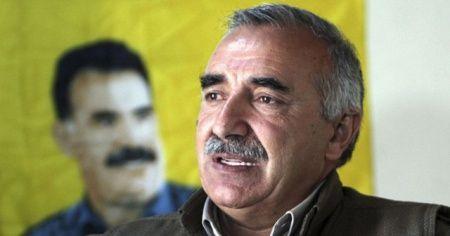 Teröristbaşı Murat Karayılan ABD'den yardım istedi
