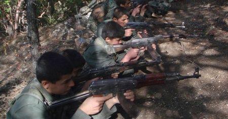 YPG/PKK Afrin'de de çocukları kaçırıp savaşa zorladı