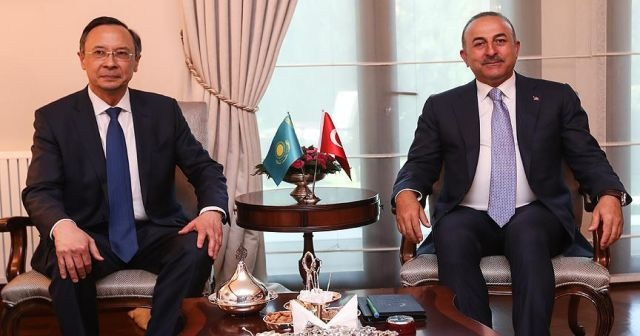 'Türkiye Astana sürecinde çok ciddi rol oynayan ülkelerden'
