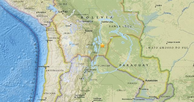 6.8'lik deprem dört ülkeyi salladı