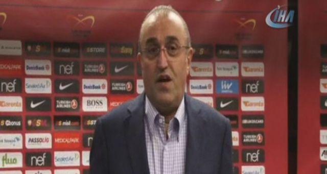 Abdurrahim Albayrak: 'Muhteşem futbolla Başakşehir'i yendik'