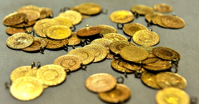 Altının gramı güne düşüşle başladı, (10.04.2018 altın fiyatları son durum ne)