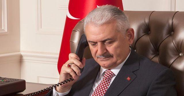 Başbakan Binali Yıldırım, Çipras'la görüştü