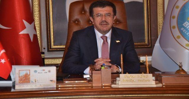 Ekonomi Bakanı Zeybekçi'den 'sabredin' çağrısı