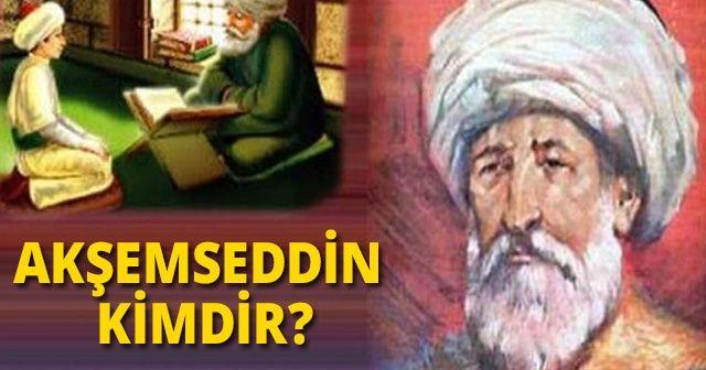 Akşemseddin kimdir?   Akşemseddin'in İstanbul rüyası nasıldır?   Mehmed Bir Cihan Fatihi'nde Akşemseddin'i kim oyunuyor?