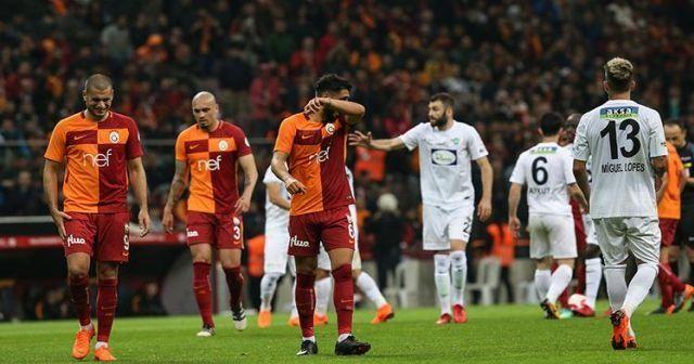 Galatasaray 0-2 Akhisarspor ÖZET İZLE Galatasaray-Akhisarspor GOLLER İZLE GS,Akhisar kaç kaç bitti?