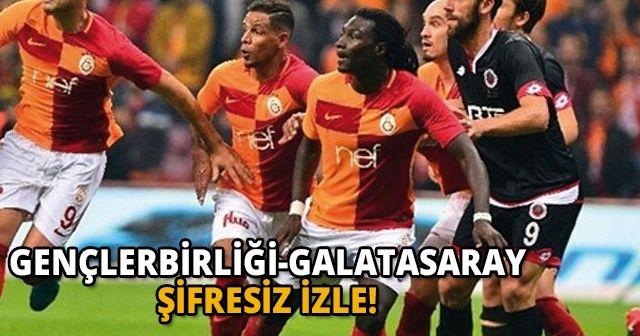 Gençlerbirliği 1-0 Galatasaray ÖZET İZLE | Gençlerbirliği Galatasaray golleri İZLE | Gençlerbirliği Galatasaray kaç kaç Bitti?