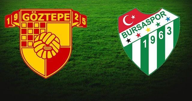 Göztepe 2-1 Bursaspor Maçı ÖZET İZLE! Göztepe Bursaspor Maçı KAÇ KAÇ BİTTİ