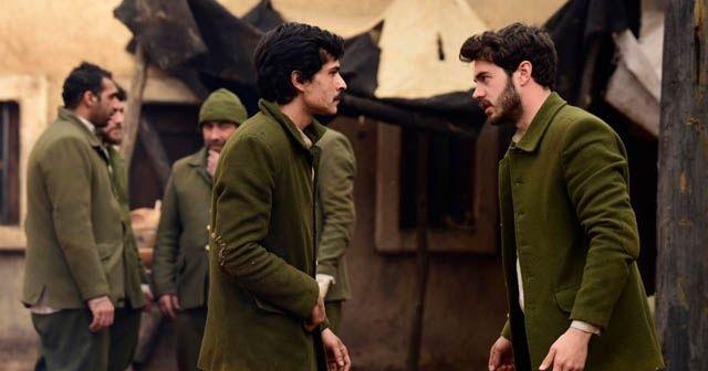Mehmetçik Kut'ül Amare 10 Bölüm izle | Tutsak olan Mehmet ve arkadaşları kurtulacak mı?