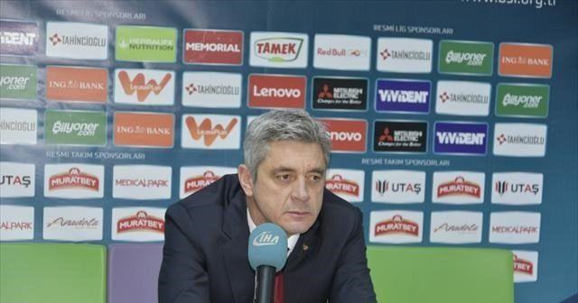Oktay Mahmuti: Play-Off'u hak etmiyoruz