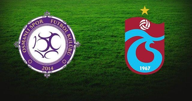 ÖZET İZLE: Osmanlıspor Trabzonspor maçı özeti ve golleri izle! Osmanlı TS Maçı kaç kaç bitti 3-3