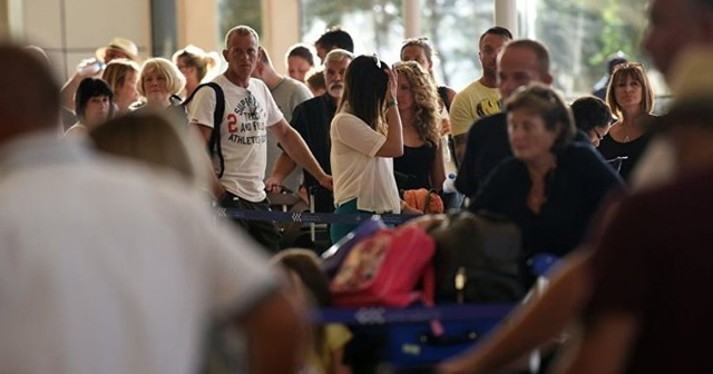 Turist getiren acentelere 'uçuran' destek