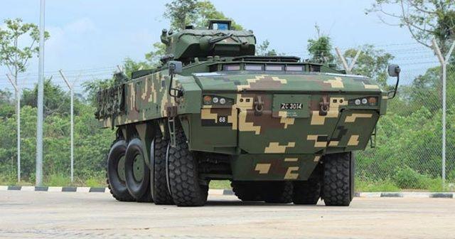 Yeni Türk zırhlısı uluslararası pazarlara çıkıyor
