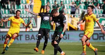 Akhisarspor Göztepe maçı özeti ve golleri İZLE   Akhisar Göztepe maçı kaç kaç bitti 1-1 (Süper Lig Maçı)