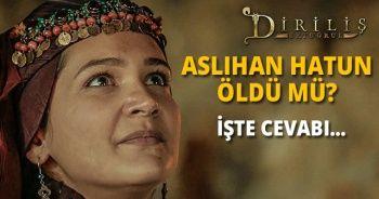 Aslıhan Hatun öldü! | Turgut Alp'in Hatunu Aslıhan Hatun Kimdir? | Diriliş Ertuğrul 113.bölüm CANLI İZLE
