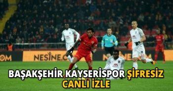 Başakşehir 3-1 Kayserispor Özet İZLE | Başakşehir Kayserispor Özet Goller İZLE | Başakşehir Kayserispor Kaç Kaç Bitti? ÖZET İZLE