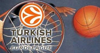 Basketbol THY Avrupa Ligi'nde eşleşmeler belli oldu