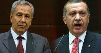 Erdoğan Bülent Arınç'la görüşecek