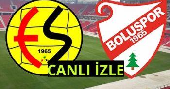 Eskişehirspor 0-1 Boluspor Maçı ÖZET İZLE! Eskişehirspor-Boluspor maçı Kaç Kaç?