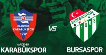 ÖZET İZLE: Karabükspor 1-4 Bursaspor Maçı Özeti golleri İzle | Karabük Bursa geniş özeti