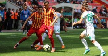 Kayserispor 1-2 Aytemiz Alanyaspor maçı özeti golleri İzle! Kayserispor-Aytemiz Alanyaspor Maçı özet izle