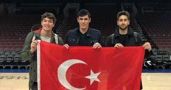 NBA'de aynı sahada üç Türk