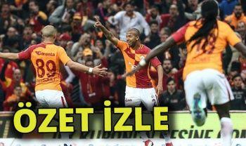 ÖZET İZLE Galatasaray Medipol Başakşehir Maçı GOLLERİ ÖZETİ izle| GS-Başakşehir Maçı Kaç Kaç Bitti? (2-0)