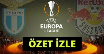 ÖZET İZLE Lazio 4-2 Salzburg Maçı özeti izle! Lazio-Salzburg maçı kaç kaç bitti?