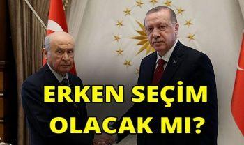SonDakika Erken seçim ne zaman olacak? Erdoğan açıkladı