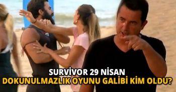Survivor 30 Nisan Kim Elendi | SURVİVOR Kim Gitti | Survivor Eleme Adayları