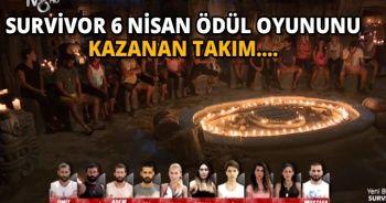 Survivor 6 Nisan Ödül Oyununu Kazanan kim? | Turabi'den şok gönderme! | SURVİVOR CANLI İZLE | 40.bölüm