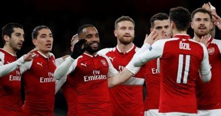 ÖZET İZLE Arsenal CSKA Moskova Maçı özeti golleri izle! Arsenal-CSKA Moskova kaç kaç bitti?