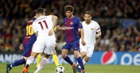 ÖZET İZLE Barcelona 4-1 Roma Maçı Geniş özeti golleri izle | Barcelona - Roma maçı kaç kaç bitti?