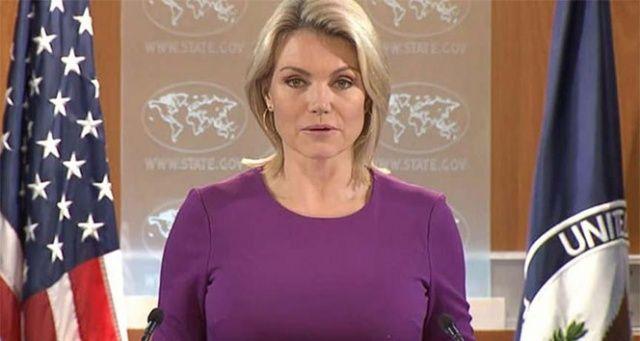 ABD'den Suriye'deki kimyasal saldırıya ilişkin açıklama