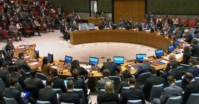 """BM'den İran ve İsrail'e """"Düşmanca eylemlere son verin"""" çağrısı"""